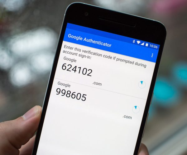 Two-factor authentication and your IT security