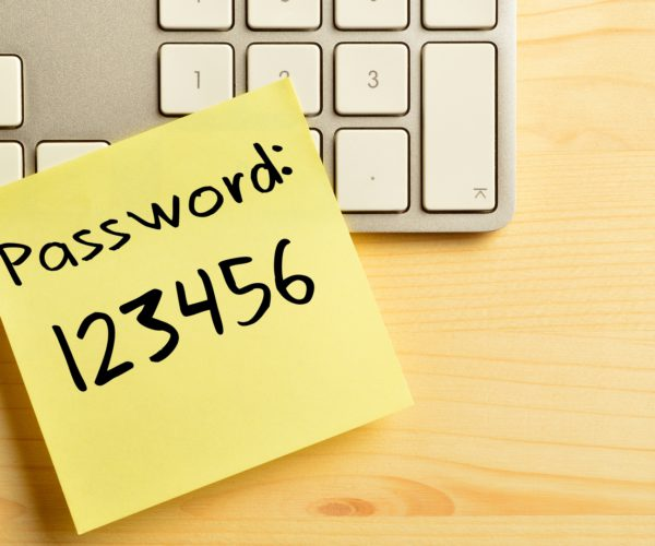 Internet Security:  The 3 Rules for Creating Strong Passwords